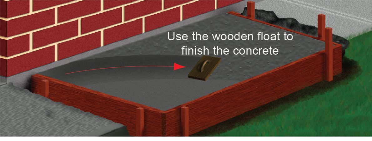 Finishing-the-concrete