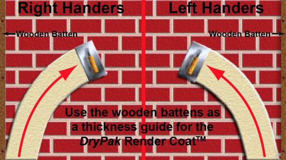 NCL Applying the render RH LH handers reduced